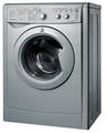 Indesit 6kg, 1200 spin Washing Machine - IWSC61251SECO
