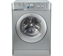 Indesit 6kg 1400 Spin Washing Machine - BWC61452S