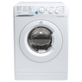 Indesit 6kg 1400 Spin Washing Machine - BWC61452W