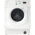 Indesit 7+5kg, 1200 Spin Washer Dryer - BIWDIL75125UKN