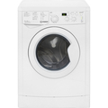 Indesit 7+5kg, 1200 Spin Washer Dryer - IWDD7123