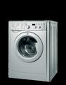 Indesit 7+5kg, 1200 spin Washer Dryer - IWDD7123S(UK)