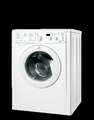 Indesit 7+5kg, 1200 spin Washer Dryer - IWDD7123 (UK)