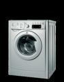 Indesit 7+5kg, 1200 spin Washer Dryer - IWDE7125S(UK)