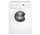 Indesit 7+5kg, 1400 Spin Washer Dryer - IWDD7143
