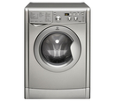 Indesit 7+5kg, 1400 Spin Washer Dryer - IWDD7143S