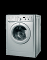 Indesit 7+5kg, 1400 spin Washer Dryer - IWDD7143S(UK)