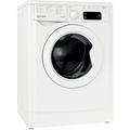 Indesit 7+5kg, 1400 Spin Washer Dryer - IWDD75145UKN
