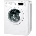 Indesit 7+5kg, 1400 spin Washer Dryer - IWDE7145B