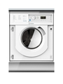 Indesit 7kg Integrated 1200 Spin Washer Dryer - BIWDIL7125