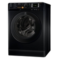 Indesit 7+5kg, 1400 Spin Washer Dryer - XWDE751480XK