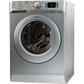 Indesit 7+5kg, 1400 Spin Washer Dryer - XWDE751480XS