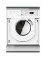 Indesit 7kg 1400 Spin Integrated Washing Machine - BIWMIL71452