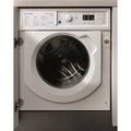 Indesit 8+6kg, 1200 Spin Washer Dryer -  BIWDIL861284