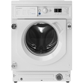 Indesit 8kg, 1200 Spin Washing Machine - BIWMIL81284