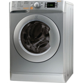 Indesit 8kg, 1400 Spin Washer Dryer - XWDE861480XS