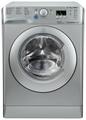 Indesit 8kg 1400 Spin Washing Machine - BWA81483XSUKN