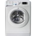 Indesit 8kg 1400 Spin Washing Machine - BWE81483XW