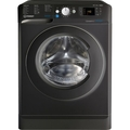 Indesit 8+6kg, 1400 Spin Washer Dryer - BDE861483XKUKN