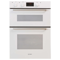 Indesit 90cm Built In Electric Double Oven - IDD6340WH