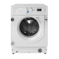 Indesit 9kg, 1400 Spin Washing Machine - BIWMIL91484