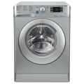 Indesit 9kg 1400 Spin Washing Machine - BWE91484XSUK
