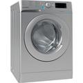 Indesit 9kg 1400 Spin Washing Machine - BWE91484XSUKN