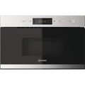 Indesit 750W Built In Microwave And Grill - MWI3213IX
