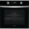 Indesit Multifunctional Electric Single Oven - IFW4844HBL