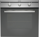 Indesit 60cm Electric Single Oven - CIMS51KAIX