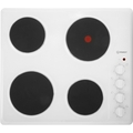 Indesit 60cm Solid Plate Hob - TI60W