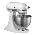 Kitchen Aid K45SSBWH Mixer 4.28 Litre Stainless Steel Bowl