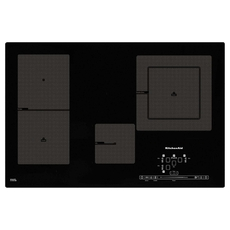 KitchenAid 77cm 4 Zone Touch Control Induction Hob - KHIP477511