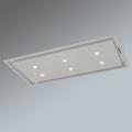 Luxair 90cm Slimline Ceiling Hood - LA-90-ANZI-EXT-WHT