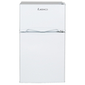 LEC 50cm Static Top Mount Fridge Freezer - T50084W