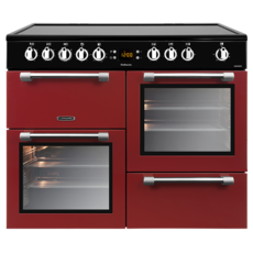 Leisure 100cm Cookmaster Ceramic Range Cooker - CK100C210R