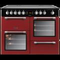 Leisure 100cm Cookmaster Ceramic Range Cooker - CK100C210R