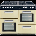 Leisure 100cm Dual Fuel Range Cooker - CMT100FRCP