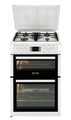 Leisure 60cm Double Oven Gas Cooker - LGV67W