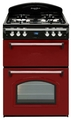 Leisure 60cm Gas Mini-Range Cooker - GRB6GVR (Gourmet)
