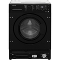 Leisure 8+6kg, 1400 Spin Integrated Washer Dryer - RI85421