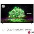 "LG 4K 77"" UHD OLED Smart TV OLED77A16LA"