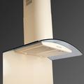 Luxair 110cm Glass Chimney Hood - LA-110-CVD-GL-IV