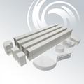 Luxair 4 Metre Cooker Hood Ducting Kit - LA004M
