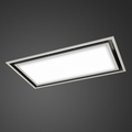 Luxair 90cm Light LED Ceiling Hood - LA-90-LIGHT-SM-SWG
