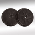 Luxair Round Charcoal Filter - CHAR-FILTER-RND-5