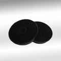 Luxair Round Charcoal Filter - CHAR-FILTER-RND-8