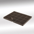Luxair Square Charcoal Filter - CHAR-FILTER-SQUARE-3