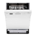 Montpellier 12PL Semi Integrated Dishwasher - MDI650W