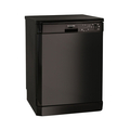 Montpellier 12PL Freestanding Dishwasher - DW1254K